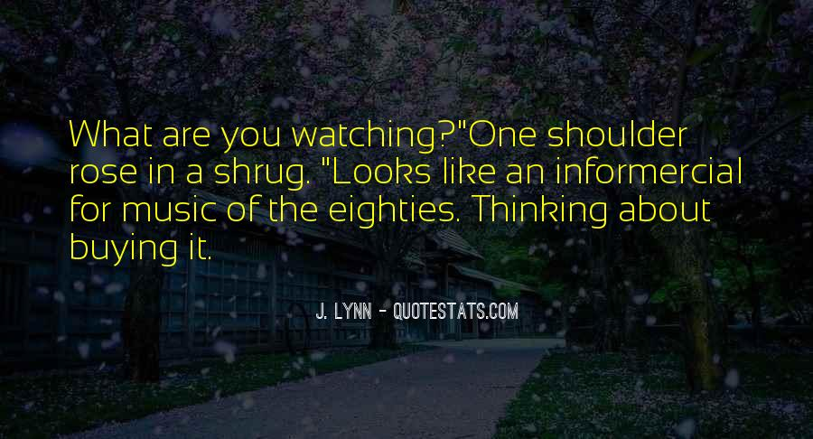Am Just Watching Quotes #11349