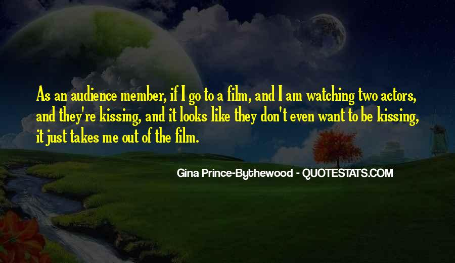 Am Just Watching Quotes #1352197