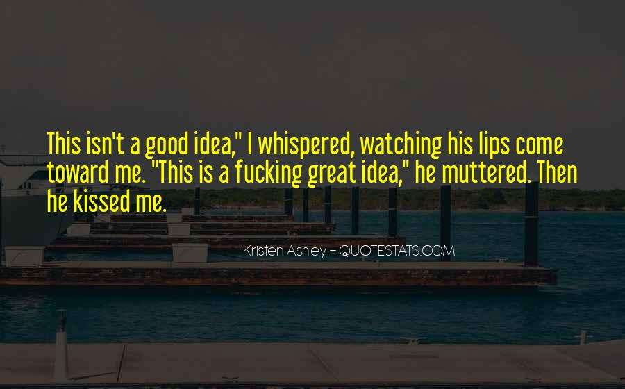 Am Just Watching Quotes #915