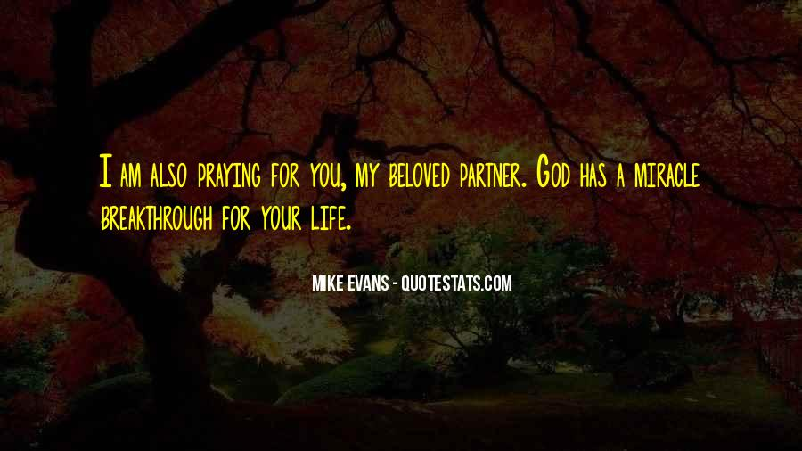 Top 42 Am Praying For You Quotes: Famous Quotes & Sayings ...