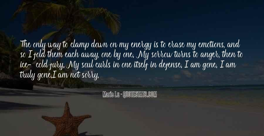 Am Truly Sorry Quotes #1171644