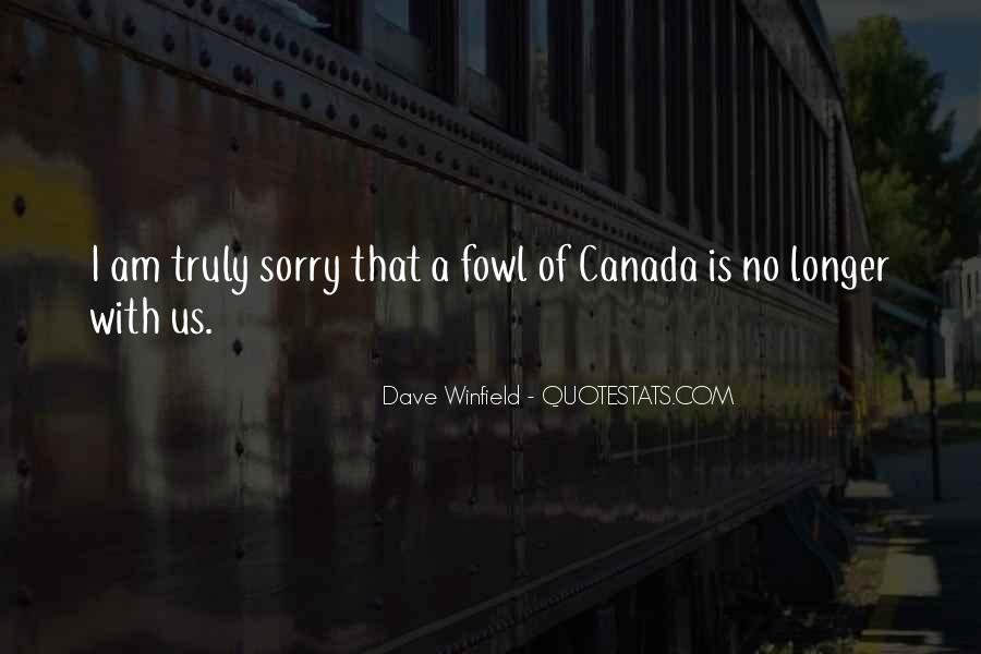 Am Truly Sorry Quotes #1696902