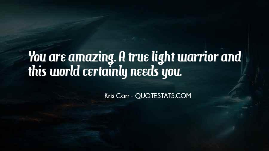 Amazing Out Of This World Quotes #118876