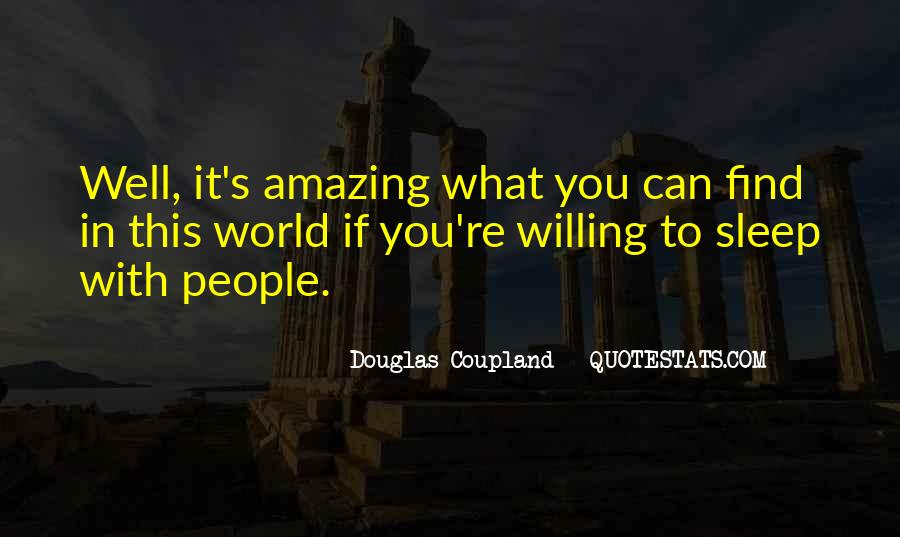 Amazing Out Of This World Quotes #141909