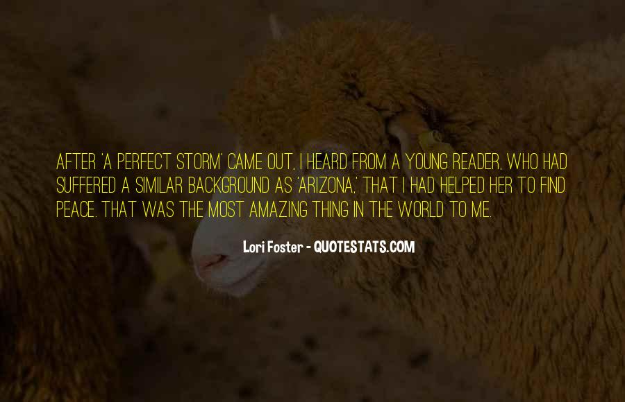 Amazing Out Of This World Quotes #157239