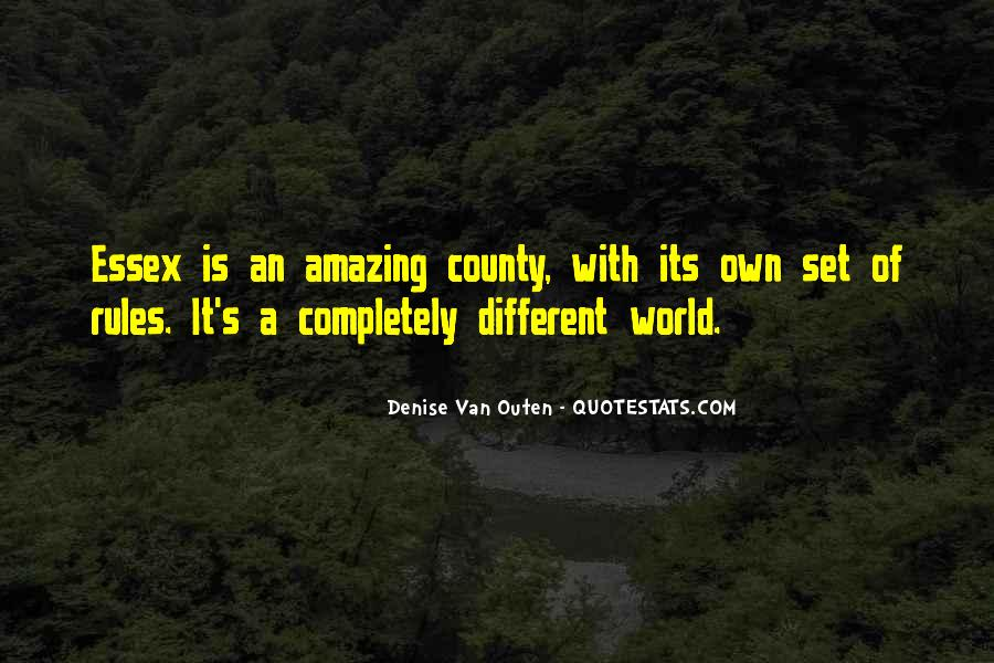 Amazing Out Of This World Quotes #90079