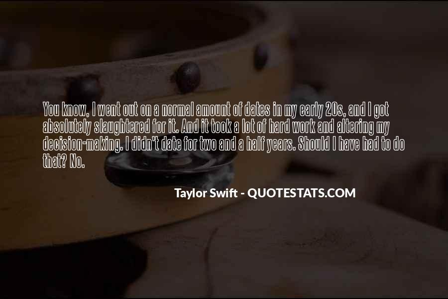 Quotes About My 20s #118496