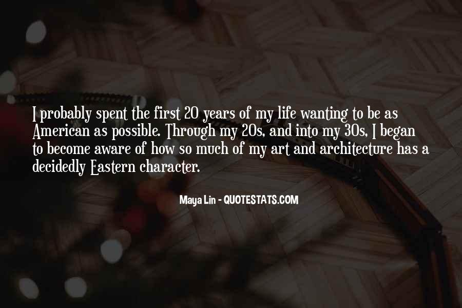 Quotes About My 20s #189786