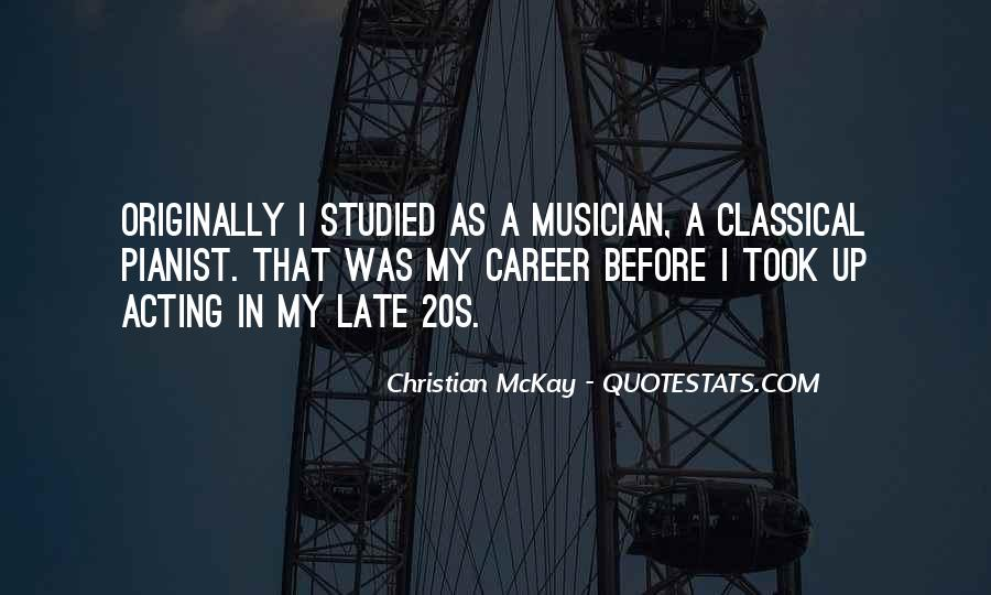 Quotes About My 20s #194664
