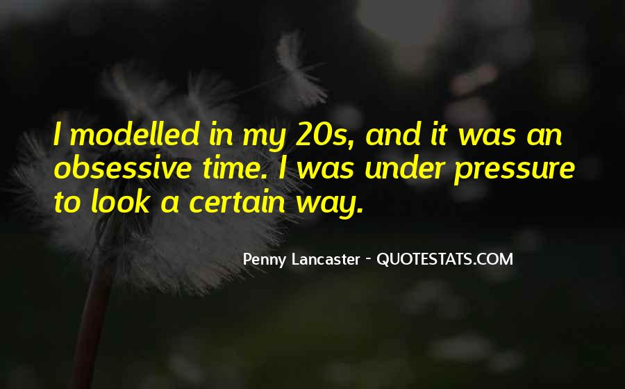 Quotes About My 20s #231251