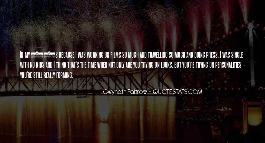 Quotes About My 20s #251470