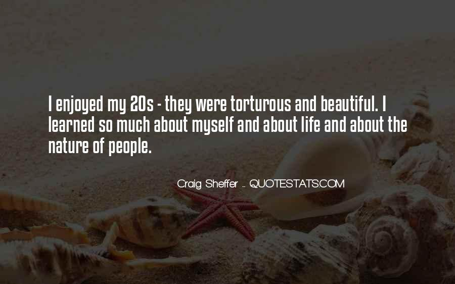 Quotes About My 20s #278602