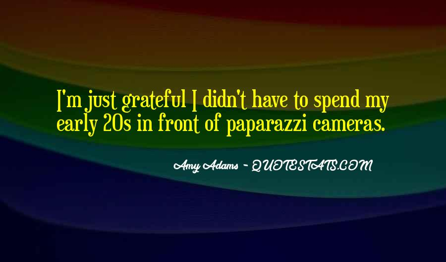 Quotes About My 20s #360209