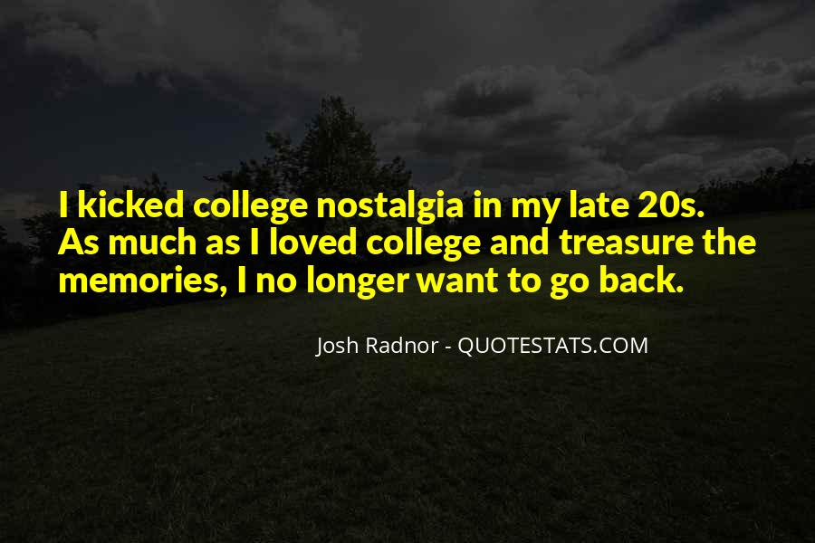 Quotes About My 20s #386237
