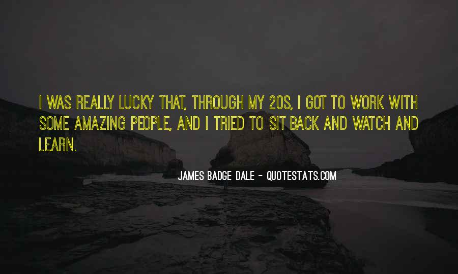 Quotes About My 20s #418939