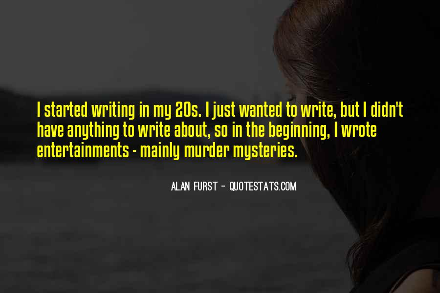 Quotes About My 20s #487421