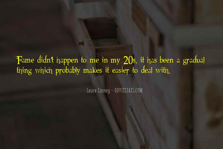 Quotes About My 20s #517751