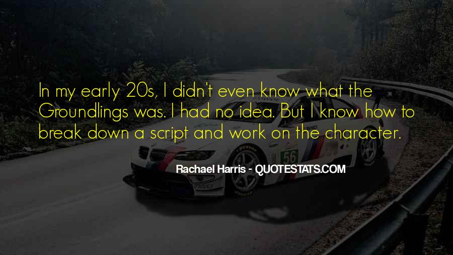 Quotes About My 20s #523281