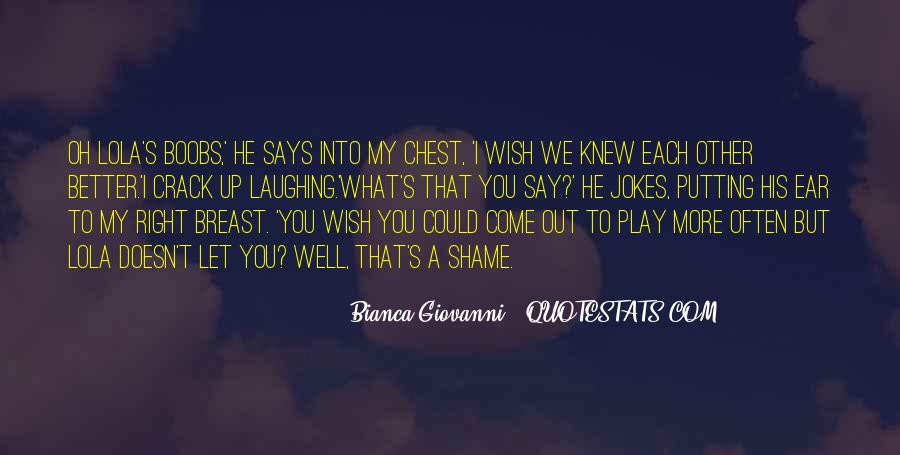 Quotes About Mustapha #86437