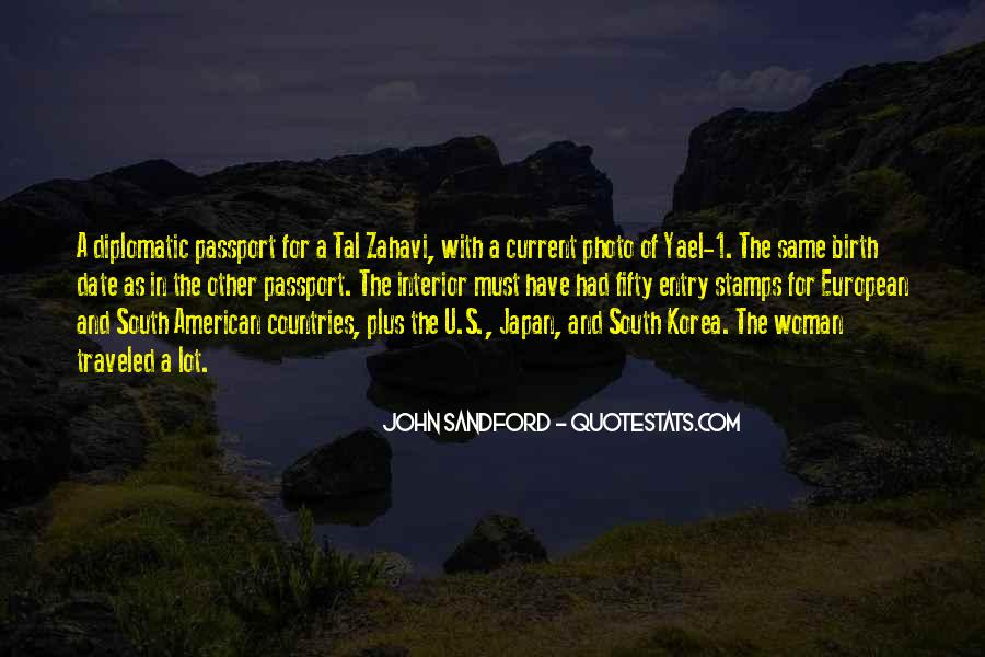 American And European Quotes #1097309