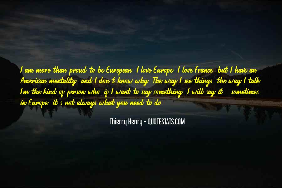 American And European Quotes #1105235