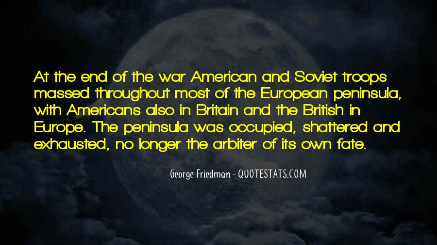 American And European Quotes #1118853