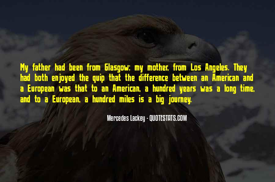 American And European Quotes #1125737
