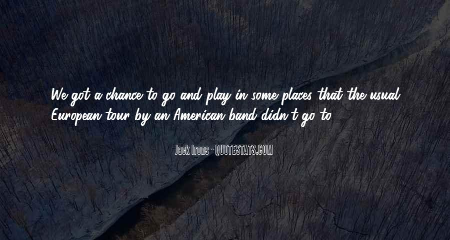 American And European Quotes #11972