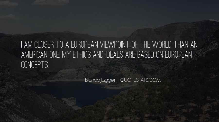 American And European Quotes #1220974