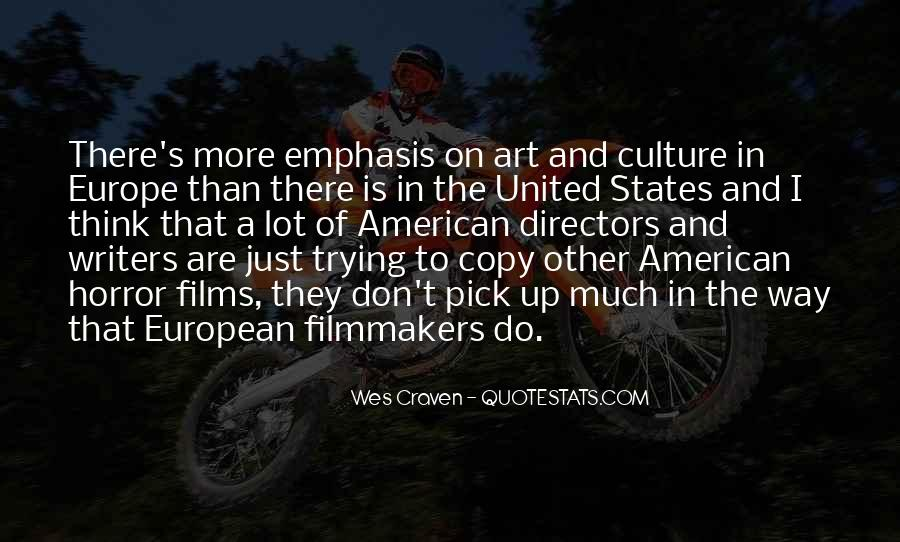 American And European Quotes #144678