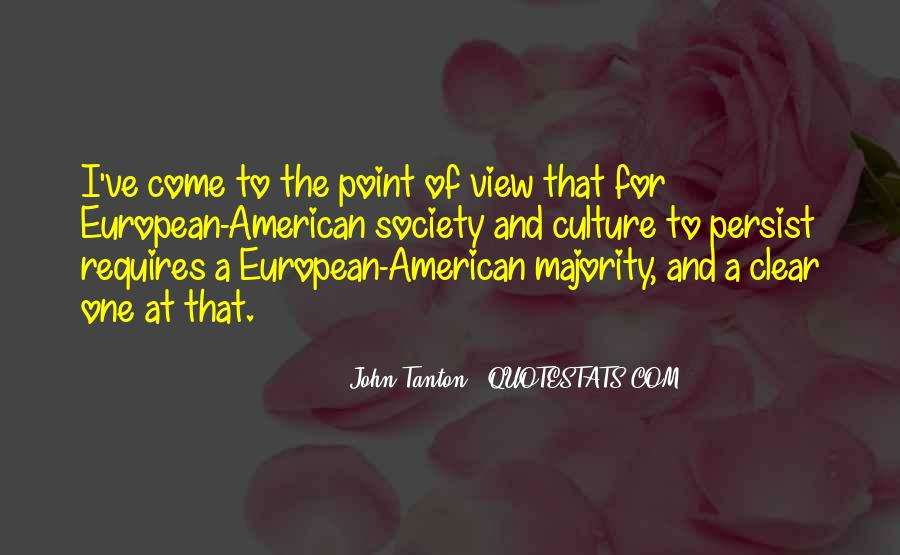 American And European Quotes #1456137