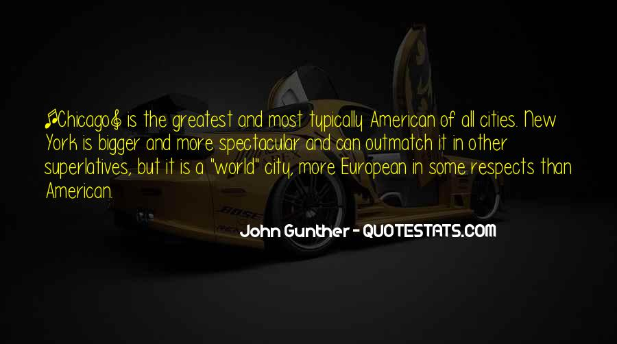 American And European Quotes #1600425