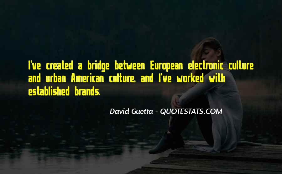 American And European Quotes #1792497
