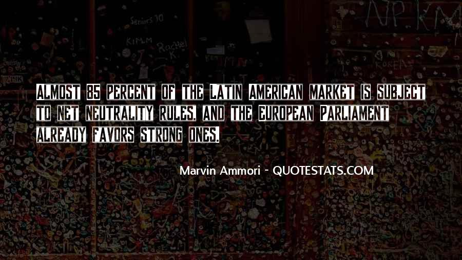 American And European Quotes #1843792