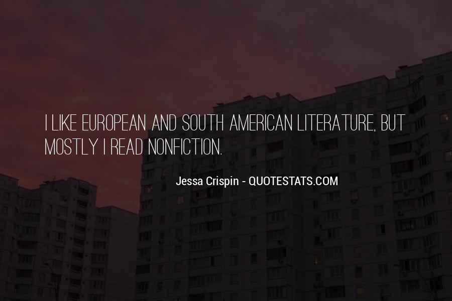American And European Quotes #1862264