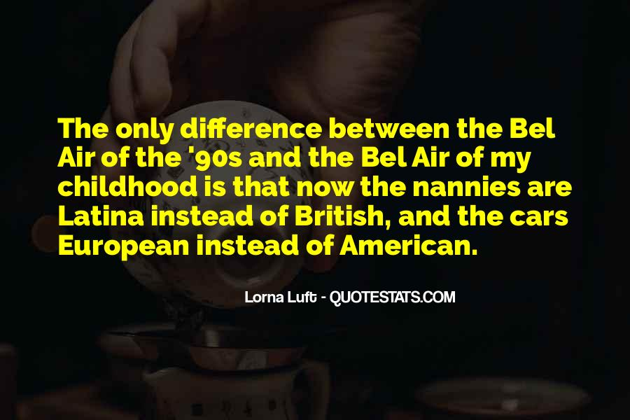 American And European Quotes #1877709
