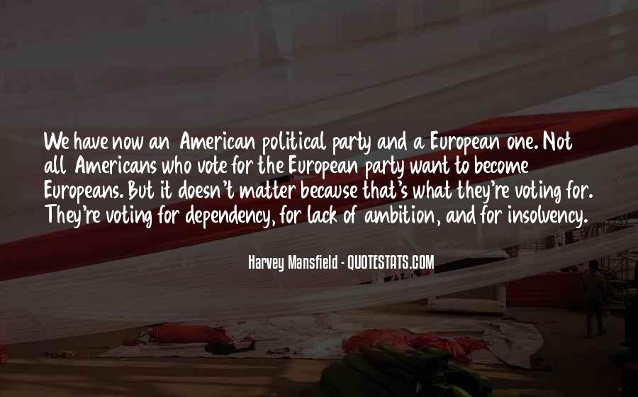 American And European Quotes #288302