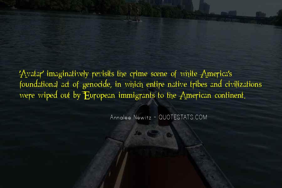 American And European Quotes #415803