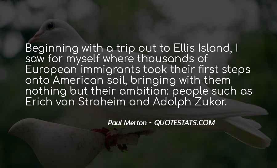 American And European Quotes #448708