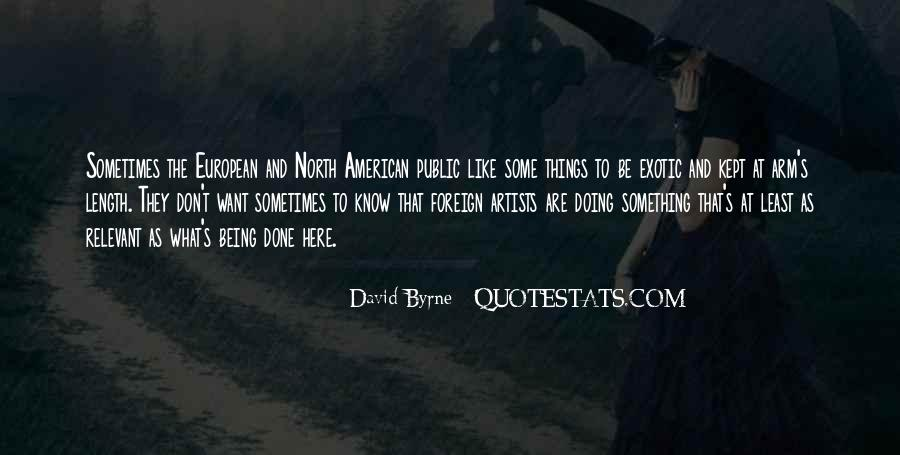 American And European Quotes #453388