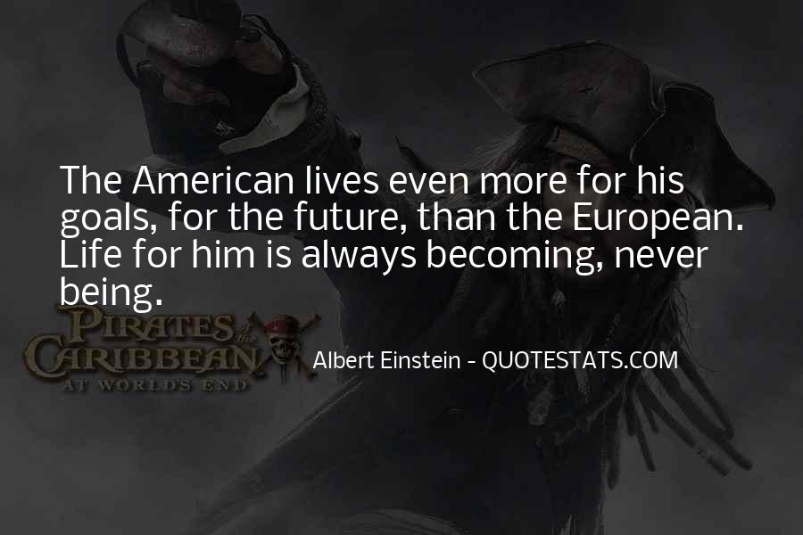 American And European Quotes #532044
