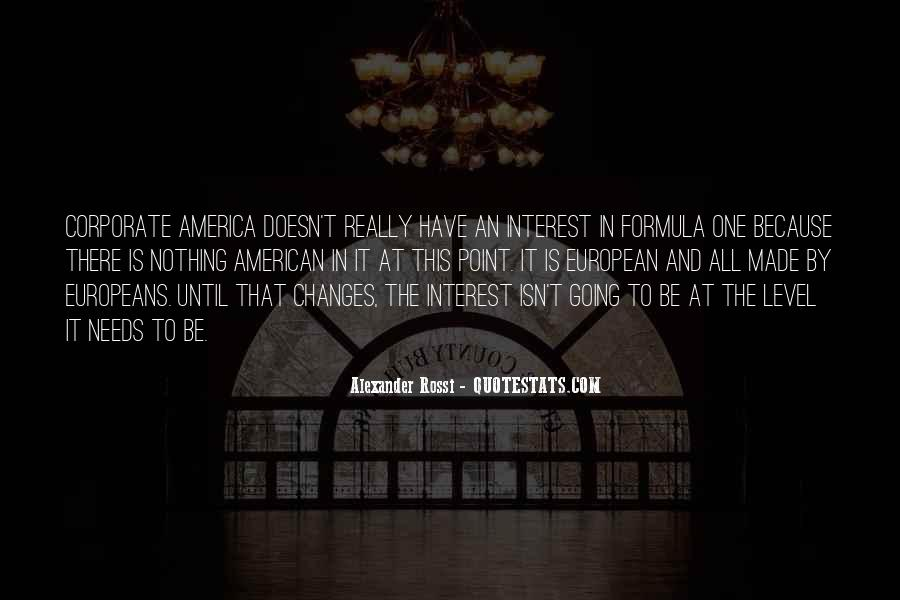American And European Quotes #594760