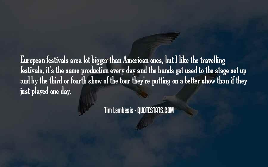 American And European Quotes #671256