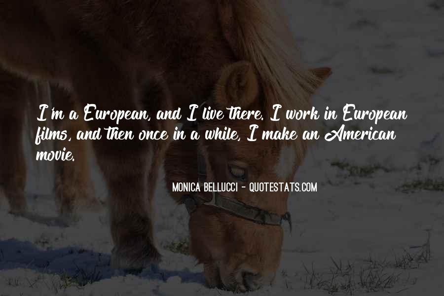 American And European Quotes #70294