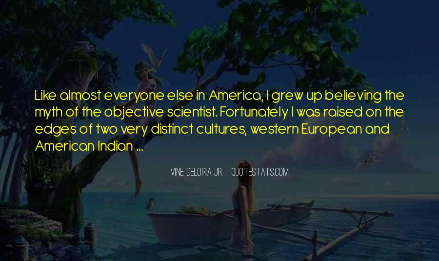 American And European Quotes #720641