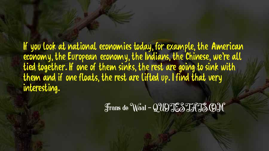 American And European Quotes #838927