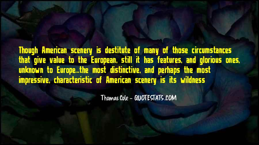 American And European Quotes #899529