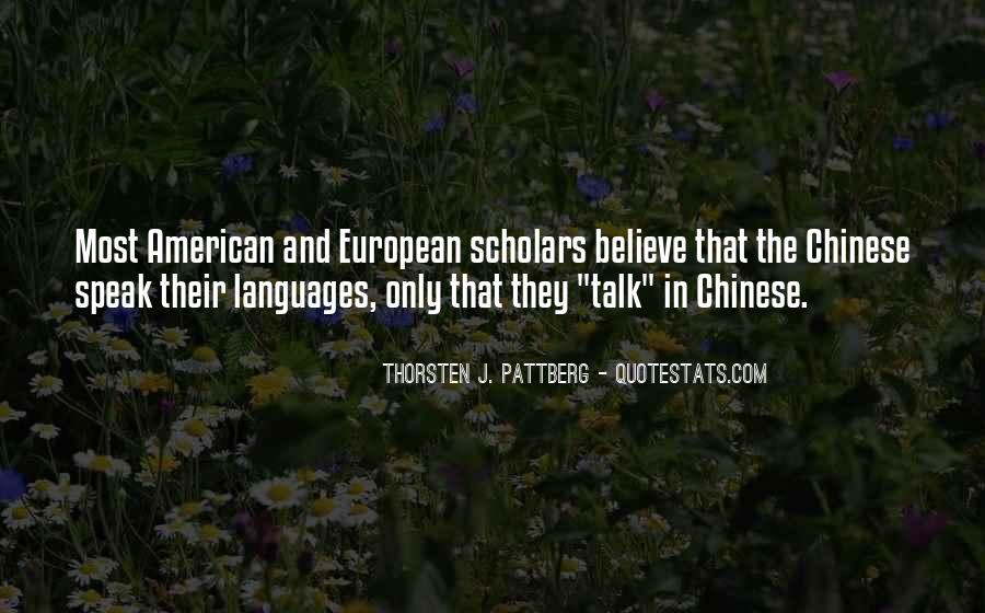 American And European Quotes #990352