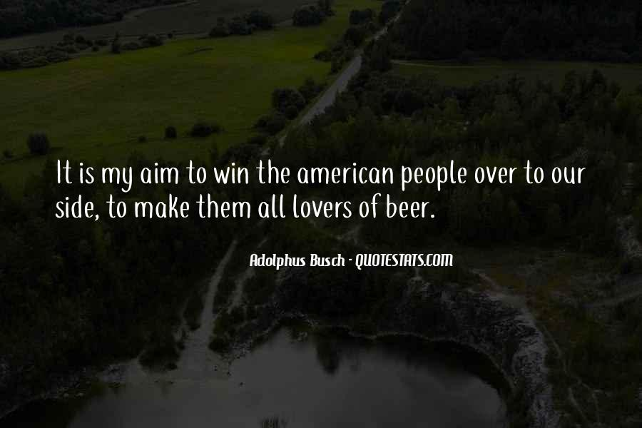 American Beer Quotes #1061349