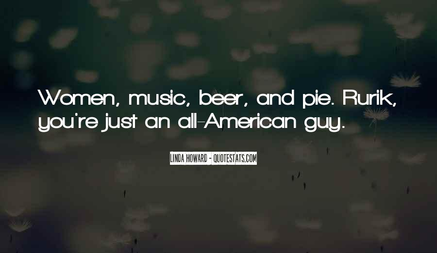 American Beer Quotes #1155909